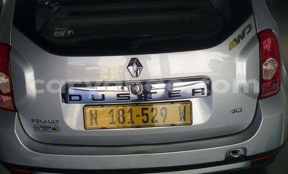 Buy Renault Duster Silver Car in Swakopmund in Namibia