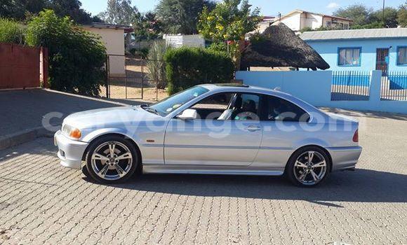 Buy BMW 3-Series Silver Car in Windhoek in Namibia