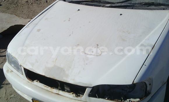 Buy Mazda 2 White Car in Swakopmund in Namibia