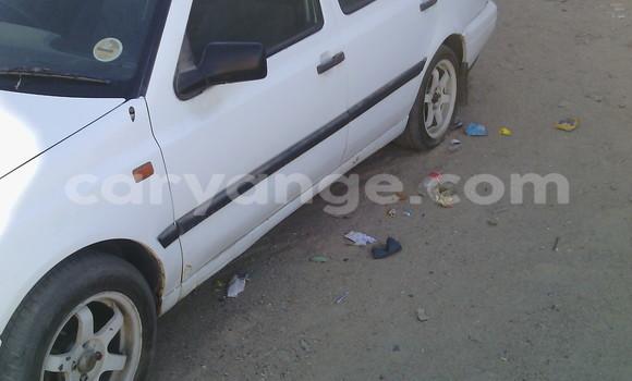 Buy Volkswagen Polo White Car in Swakopmund in Namibia