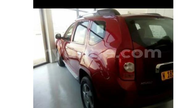 Buy Toyota Hilux Surf Red Car in Swakopmund in Namibia
