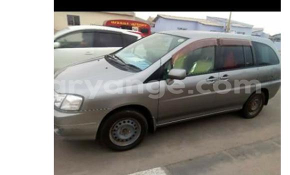 Buy Toyota Runx Silver Car in Swakopmund in Namibia