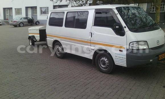 Buy Mazda 323 White Car in Windhoek in Namibia