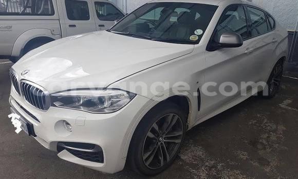 Buy BMW X6 White Car in Windhoek in Namibia