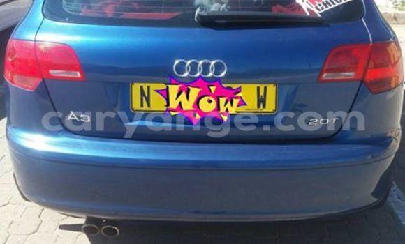 Buy Audi A3 Blue Car in Windhoek in Namibia
