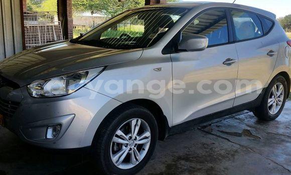 Buy Hyundai Ix35 Silver Car in Windhoek in Namibia