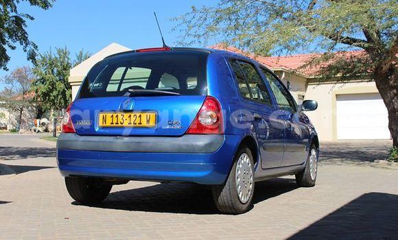 Buy Renault Clio Blue Car in Windhoek in Namibia