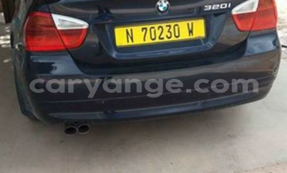Buy BMW 3-Series Black Car in Windhoek in Namibia