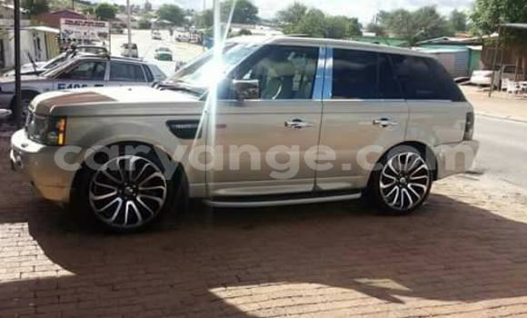 Buy Land Rover Range Rover Silver Car in Windhoek in Namibia