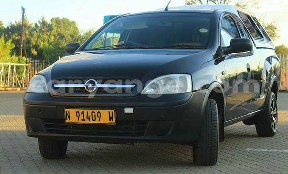 Buy Opel Corsa Black Car in Windhoek in Namibia