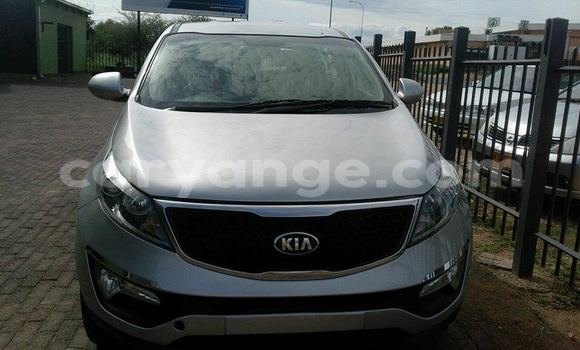 Buy Kia Sportage Silver Car in Windhoek in Namibia