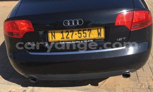 Buy Audi A4 Black Car in Windhoek in Namibia