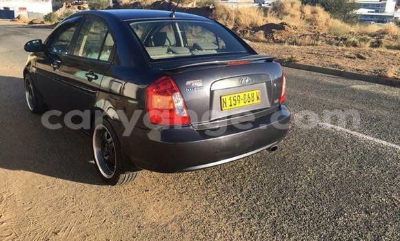 Buy Hyundai Accent Black Car in Windhoek in Namibia