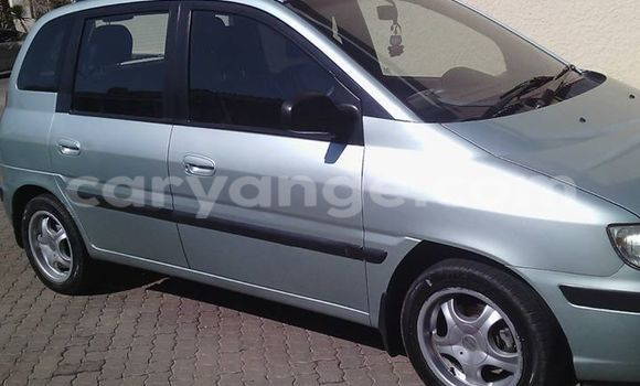 Buy Hyundai Matrix Silver Car in Windhoek in Namibia