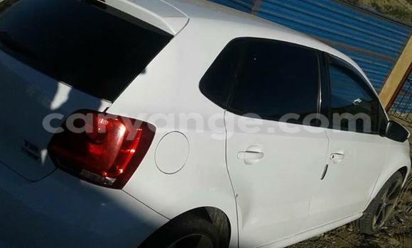 Buy Volkswagen Polo White Car in Windhoek in Namibia