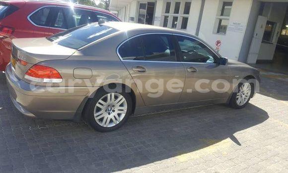 Buy BMW 5-Series Black Car in Windhoek in Namibia