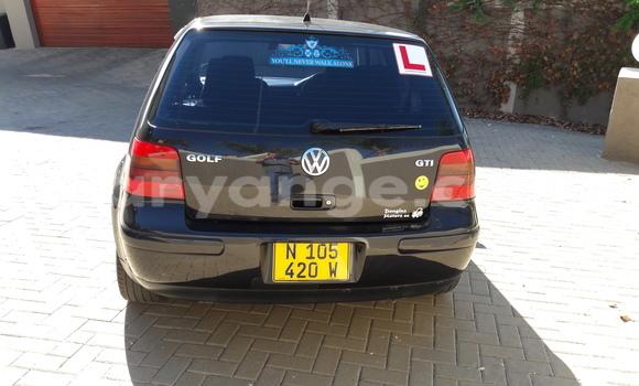 Buy Volkswagen Golf Black Car in Windhoek in Namibia