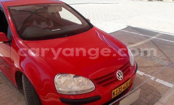 Buy Volkswagen Golf Red Car in Windhoek in Namibia