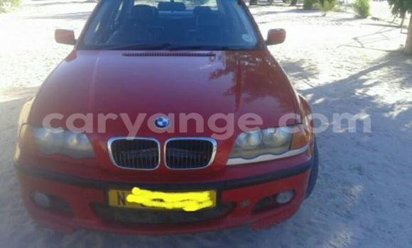 Buy BMW 3-Series Red Car in Windhoek in Namibia