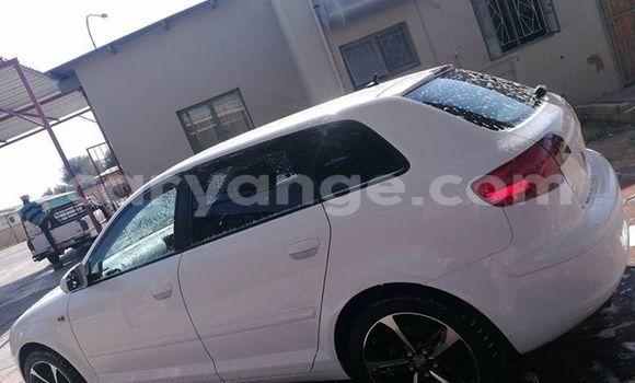 Buy Audi A3 White Car in Windhoek in Namibia