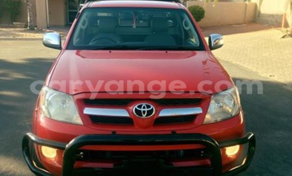 Buy Toyota Hilux Red Car in Windhoek in Namibia