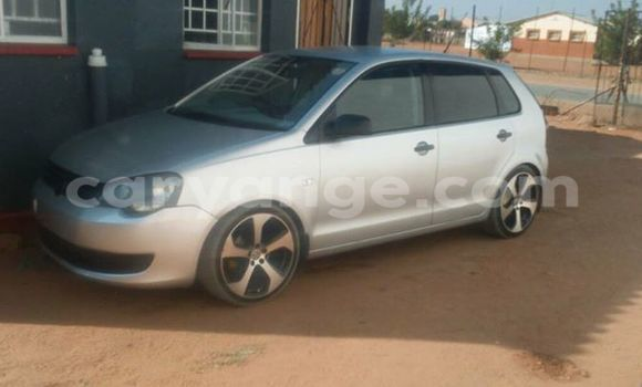 Buy Volkswagen Polo Silver Car in Windhoek in Namibia