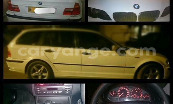 Buy BMW 3-Series White Car in Windhoek in Namibia