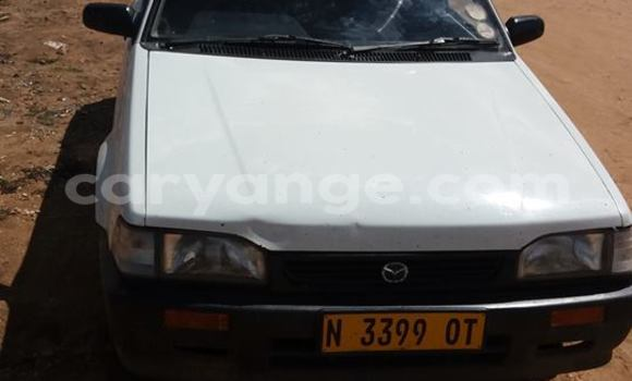 Buy Mazda 323 White Car in Windhoek in Namibia