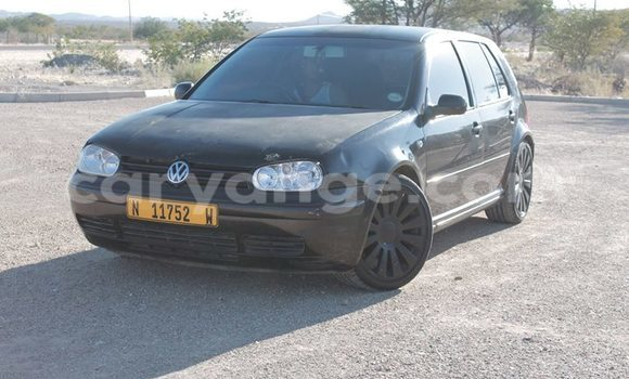 Buy Volkswagen Golf Black Car in Windhoek in Namibia