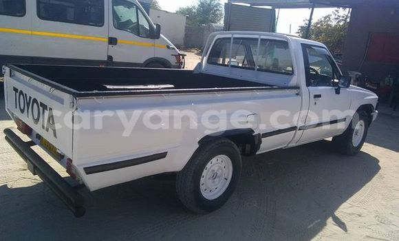 Buy Toyota Pickup White Car in Windhoek in Namibia