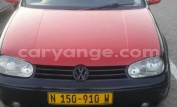 Buy Volkswagen Golf Red Car in Windhoek in Namibia