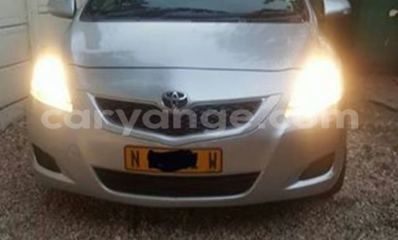 Buy new and used Toyota Yaris Silver Car in Windhoek in Namibia