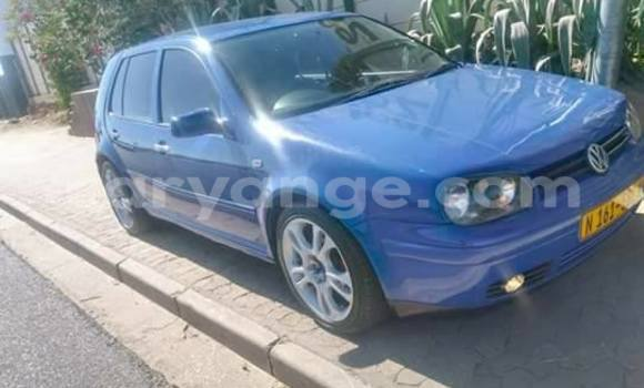 Buy new and used Volkswagen Golf Blue Car in Windhoek in Namibia