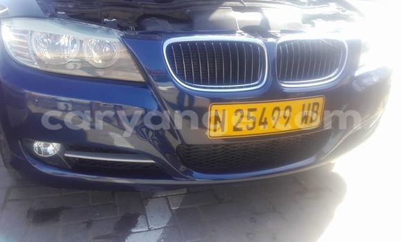Buy new and used BMW 3-Series Blue Car in Windhoek in Namibia