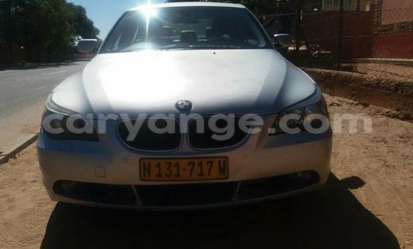Buy new and used BMW 5-Series Silver Car in Windhoek in Namibia