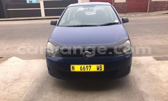 Buy new and used Volkswagen Polo Blue Car in Windhoek in Namibia