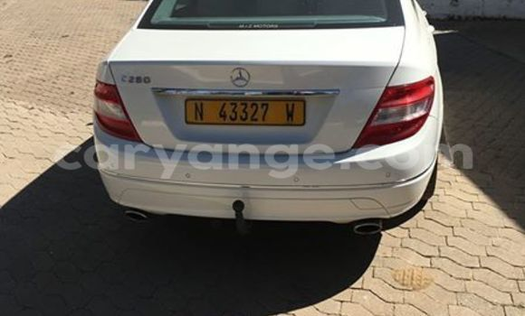 Buy new and used Mercedes‒Benz C-Class White Car in Windhoek in Namibia