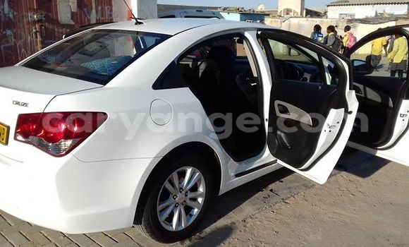 Buy new and used Chevrolet Cruze White Car in Windhoek in Namibia