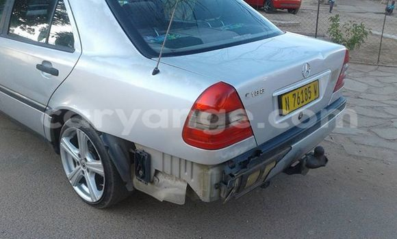 Buy new and used Mercedes‒Benz C-Class Silver Car in Windhoek in Namibia