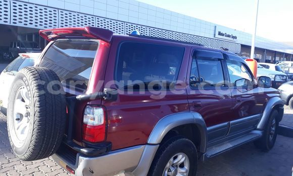 Buy new and used Toyota Hilux Surf Red Car in Windhoek in Namibia