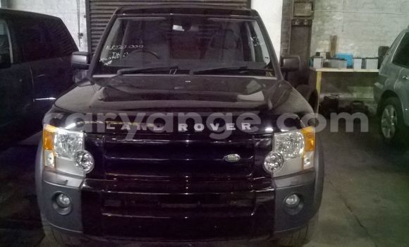 Buy Land Rover Discovery Black Car in Walvis Bay in Namibia