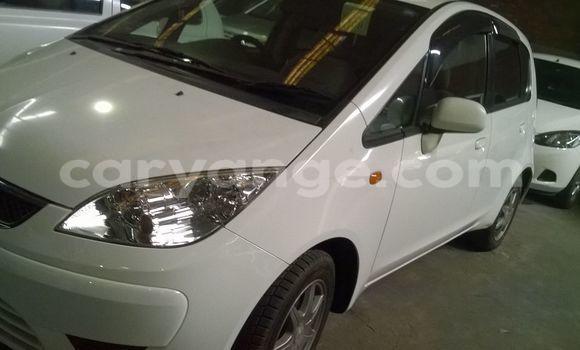Buy Mitsubishi Colt White Car in Walvis Bay in Namibia